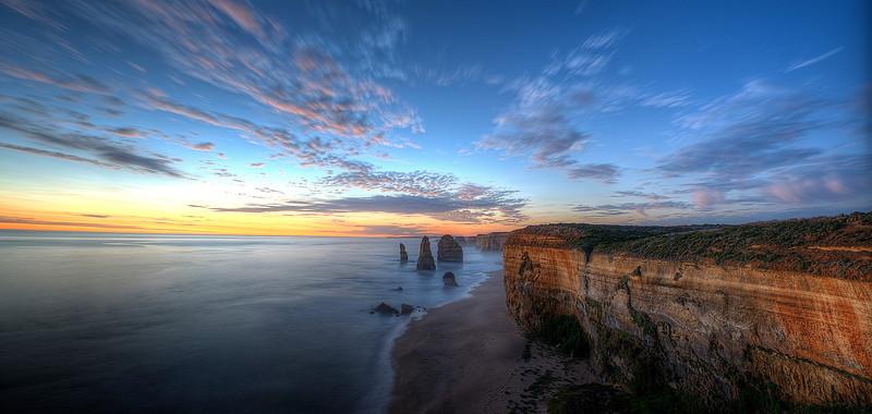 12 Apostles dusk, Victoria